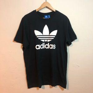 Adidas Men's Short-Sleeve Logo Graphic T-Shirt